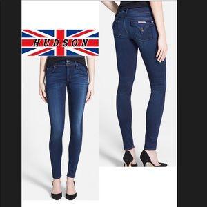 HUDSON 💙Collin Supermodel Skinny Jeans